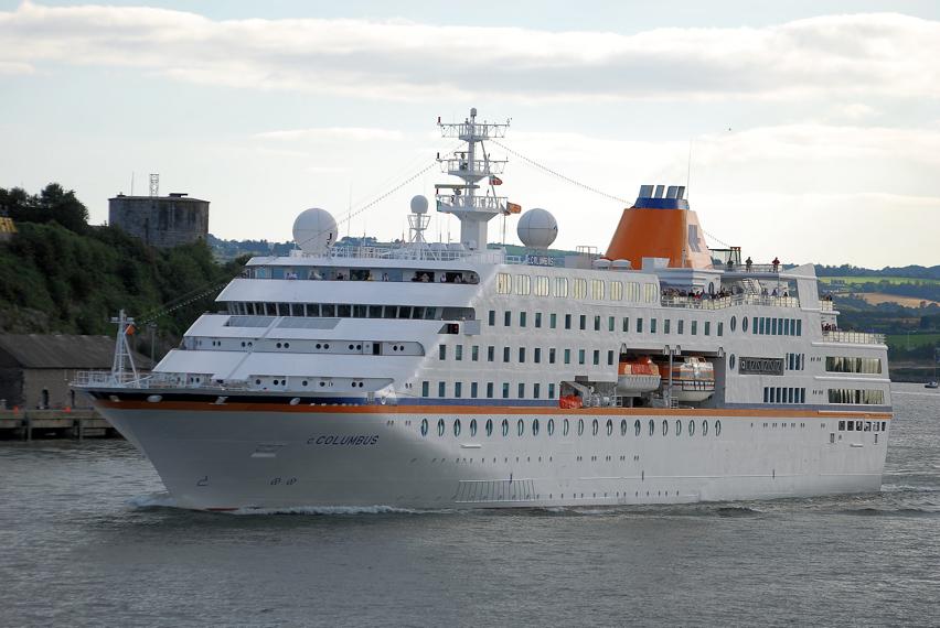 Hamburg als c Columbus